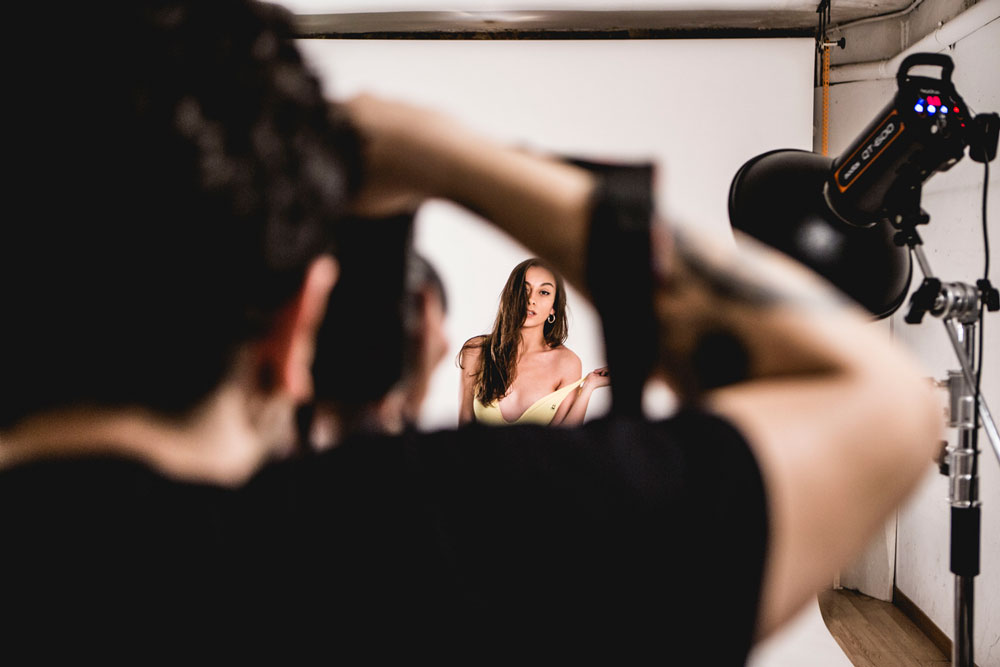 Sesión de fotos Oriana - Hello Monday