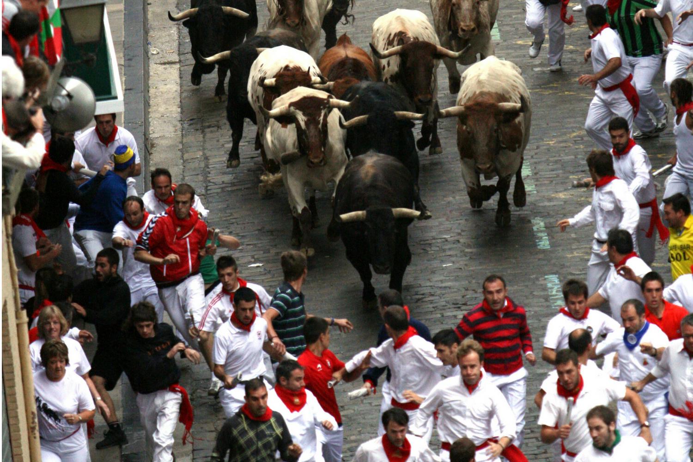 encierros Pamplona - Hello Monday