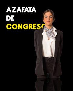 azafata de congresos