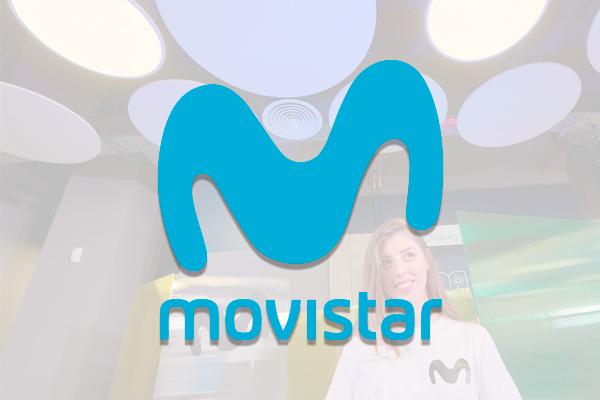 Azafatas Movistar