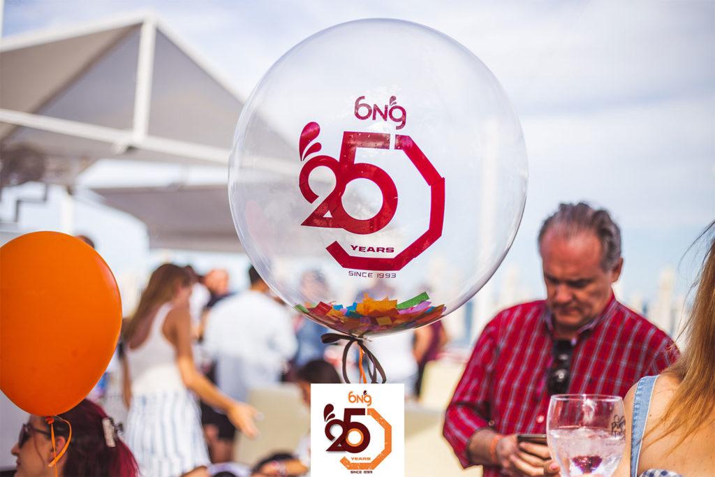 BNG celebra su 25 aniversario con Rives en Málaga